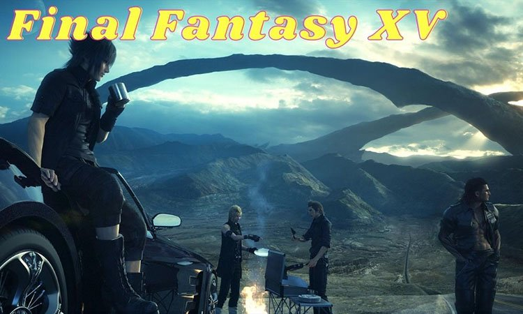 Final Fantasy XV game PC hay nhất hi