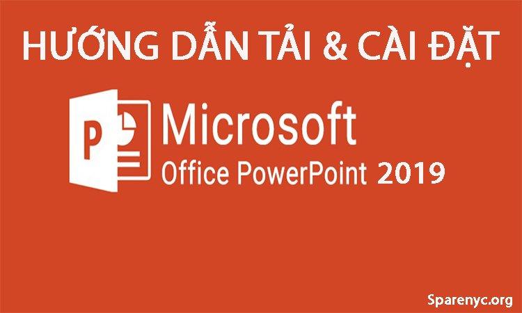 Link tải Microsoft Powerpoint 2019