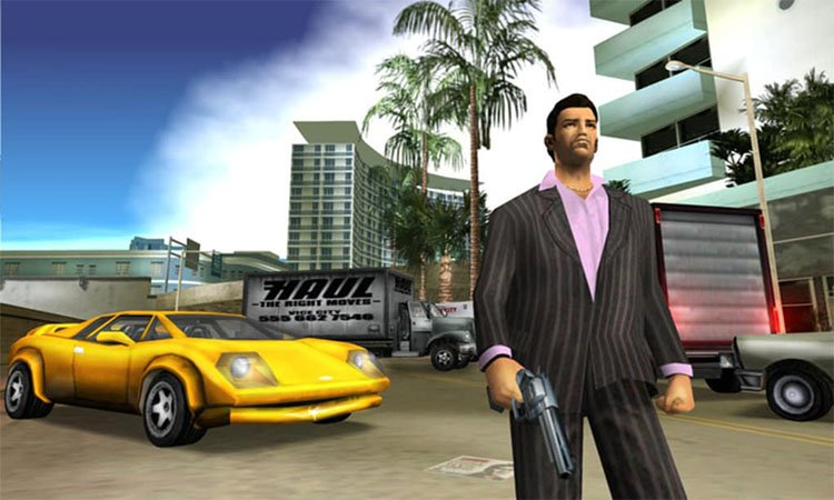 Cách chơi game Gta Vice City
