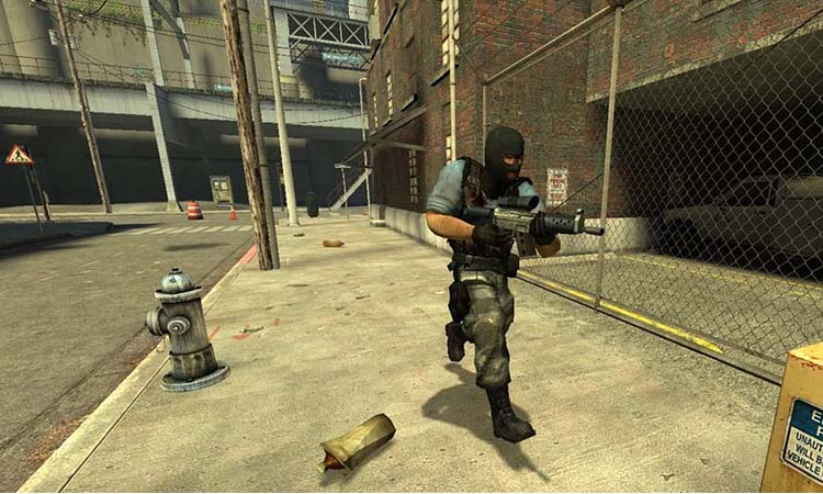 Download game Counter Strike Source