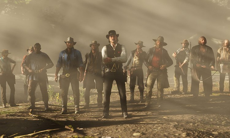 Download và cài đặt game Red Dead Redemption 2