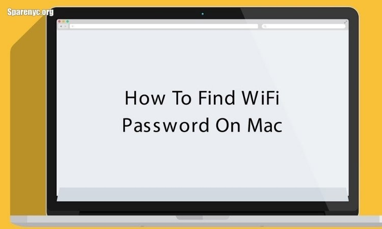 Cách xem lại mật khẩu wifi trên Macbook