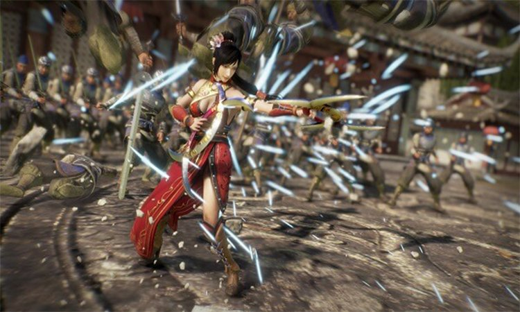 Link tải Dynasty Warriors 9