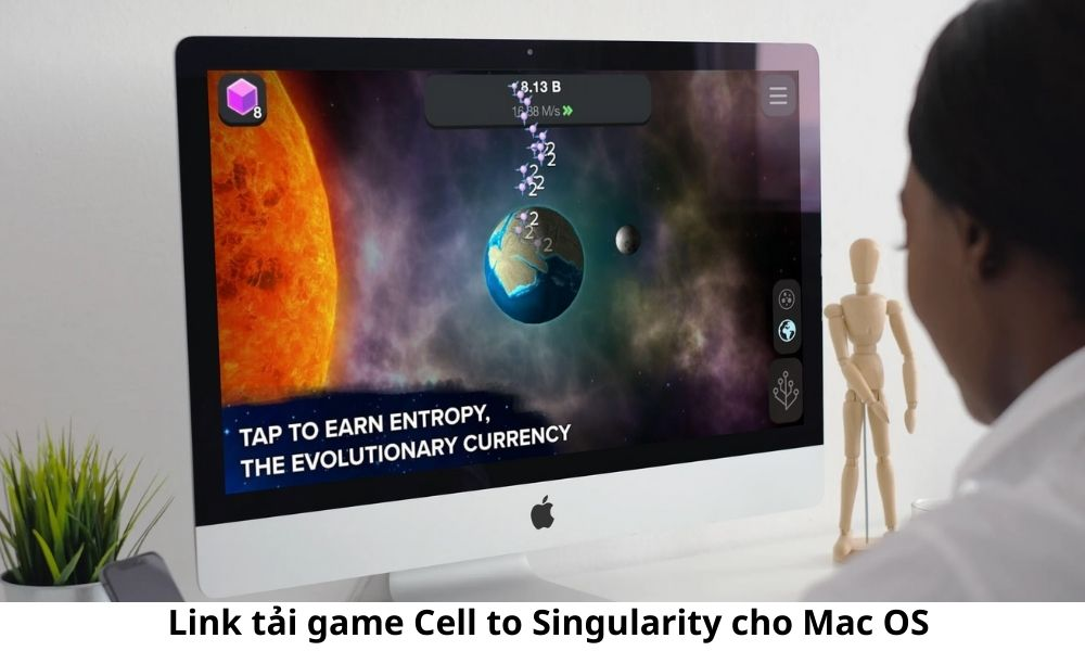 Link tải game Cell to Singularity cho Mac OS