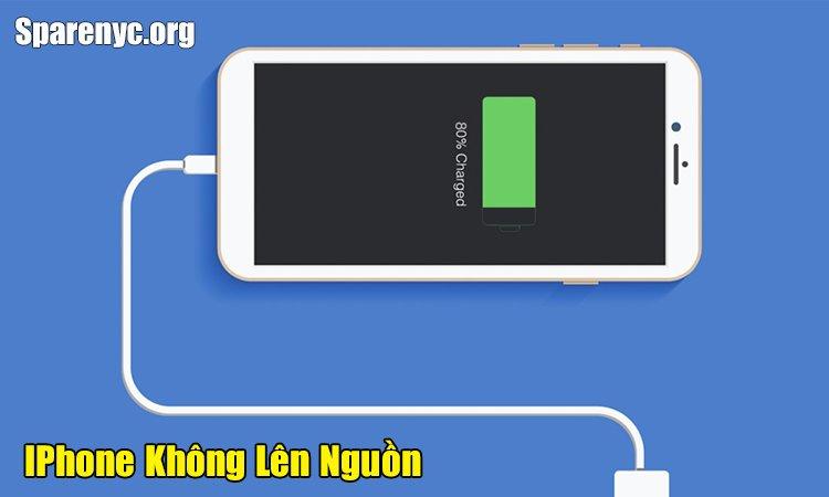 Điện thoại IPhone cạn kiệt nguồn pin