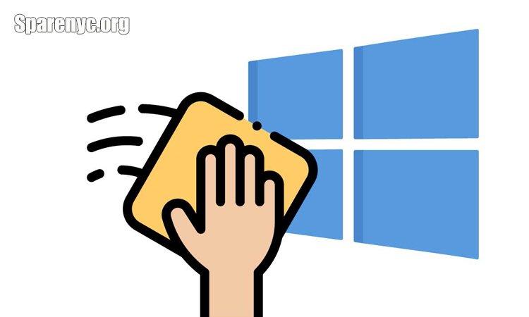 Xóa File Update trên Windows 10