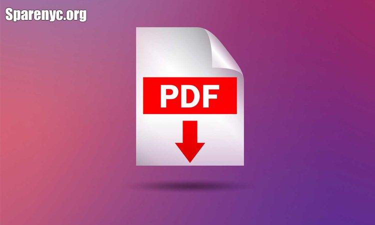 File PDF là gì?