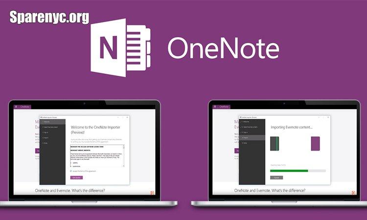 Gỡ ứng dụng OneNote
