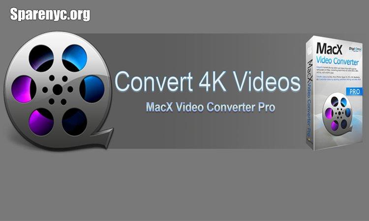 MacX Video Converter Pro là gì?